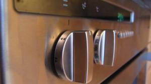 Knoppen op de oven