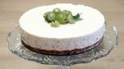 Kruisbessencheesecake