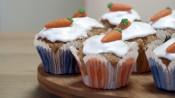 Wortelcupcakes