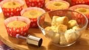 Citroen-bosbessencupcakes