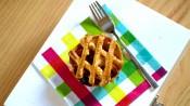 Mini-appeltaartjes met rozijnen