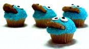 Koekiemonstercupcakes