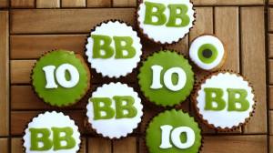 Cupcakes voor het jubileum van de Schooltv-beeldbank