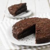 Chocoladetaart van Asja