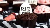 Walking dead-cupcakes