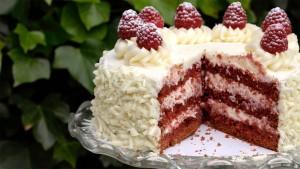 Red velvetcake
