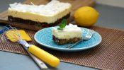 citroengebak met lemoncurd en kokos